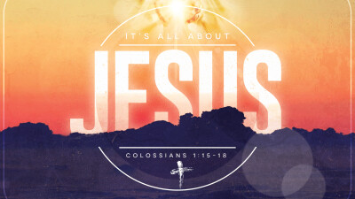 Our Latest Series: All About Jesus
