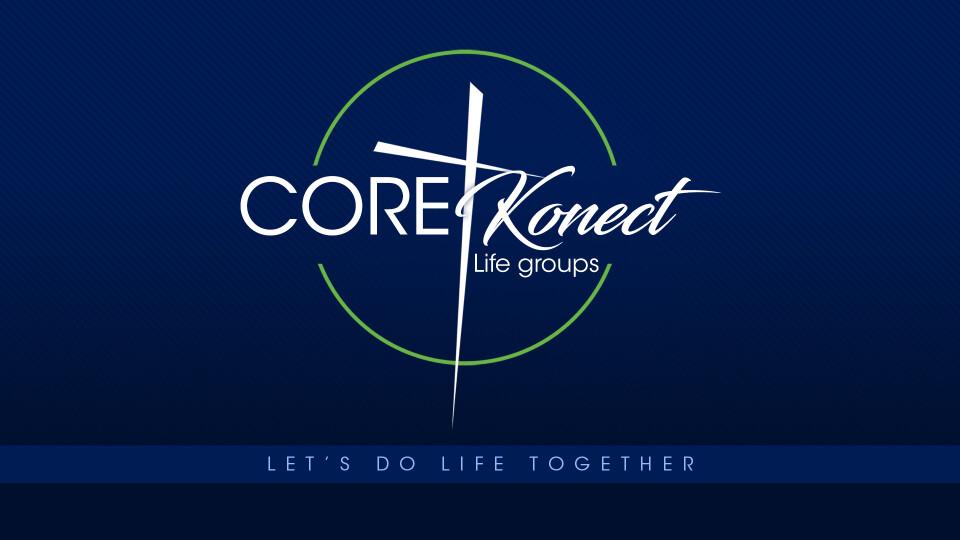 Konect Life Groups