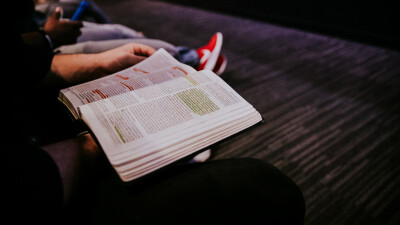 Deeper Youth Bible Study