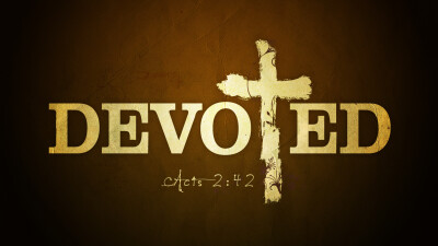 Our Latest Series: Devoted