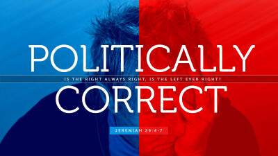 Our Latest Series: Politically Correct