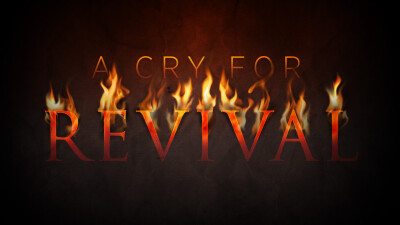 Our Latest Series: A Cry for Revival